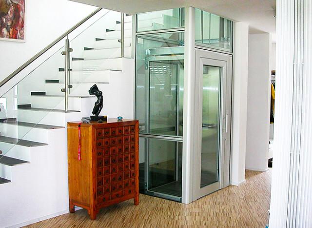 Коттеджный лифт – комфорт для дома