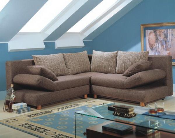 Крупная мебель для маленькой комнаты