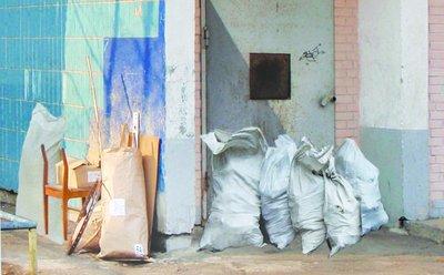 Куда деть строительный мусор?