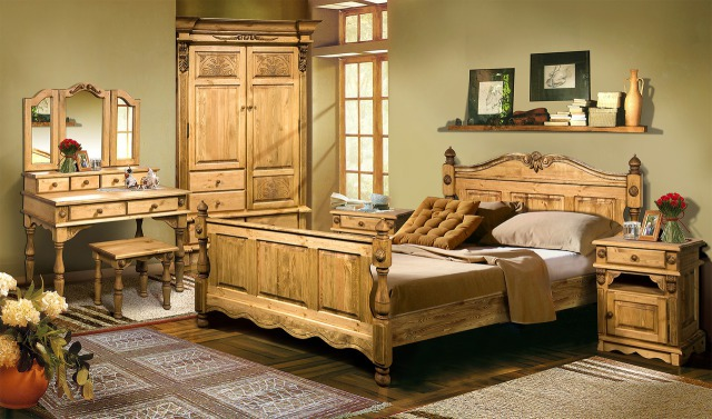 Недорогая мебель из массива — достойный выбор по разумной цене