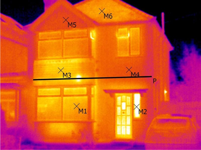 Независимая экспертиза и тепловизионное обследование зданий