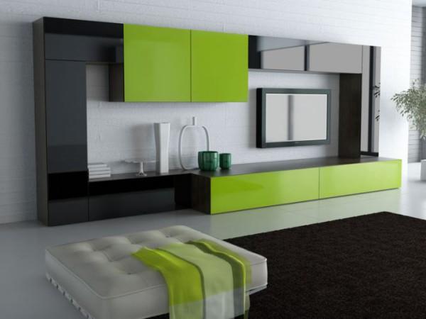 Нужна ли мебельная стенка в гостиной?