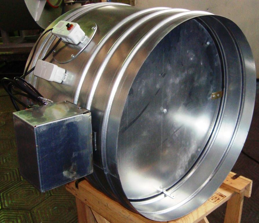 Обеспечиваем безопасность систем вентиляции – клапан КЛОП-1