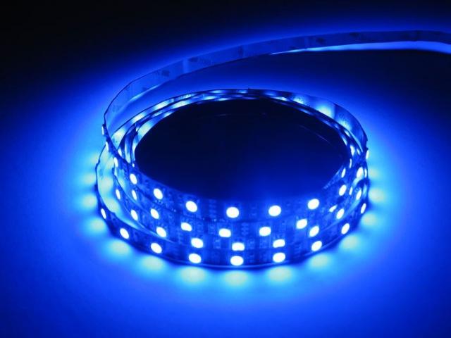 Области применения светодиодного освещения