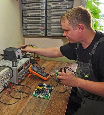 Диагностика и ремонт сварочного оборудования